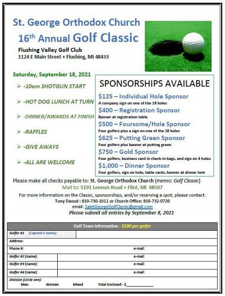 Click for Registration / Sponsor Form